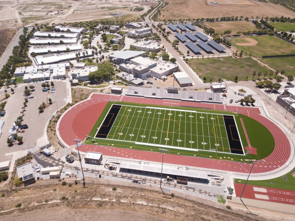 New Olympian High School Track and Field