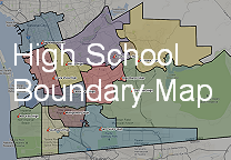 High School Boundary Map
